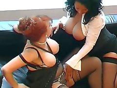 lesbiche di MILF
