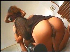 Dee Baker и Mariah 3some