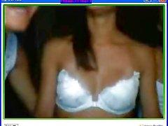 Turk lezbiyenler webcam'de show yapiyorlar... (SESLI)