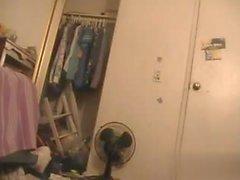 Amateur sex on hidden cams