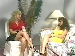 Nina de Hartley Y Keisha Edwards clásicos