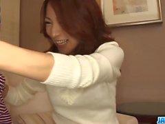 Subtitles - Japanese girl Kanako Tsuchiyo suc