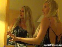 Detrás de las escenas de Samantha de Nueva York viaje & show de baile característica (pt 1)
