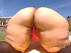 Big Butt BBW Mature Monique - 130
