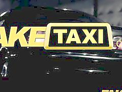 FakeTaxi - Pretty blonde british bab