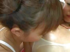 Japanese Girls Oily Massage