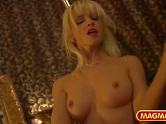 german star strips for private mascarade swingers club clip