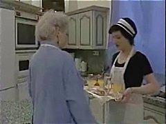 büyükanne Fisting