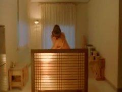 GREEN CHAIR (2005) - Sim Ji-ho Nude Scenes