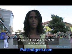 PublicAgent POV pubblico sesso con le ragazze reale