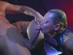 Ellen Saint & Rebecca Linares Threesome / Back 2 Mal