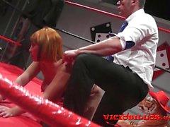 Soraya Wells y Amador Xtrem fisting in SEM
