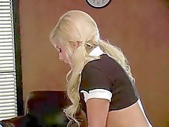 Madison Ivy Hot Schoolgirl Fan