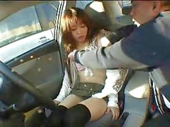 Asian Driving Sex School Amateur Girl