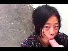 Menina tailandesa Lena POV anal