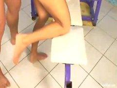 Veronikas Symon's workout 1
