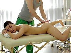 Sexy tranny Gabriela Ferrari stroking her meaty cock