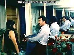 Spring Finlay, Justina Lynn, Kris Ware in classic porn movie