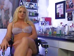 Tattoo Shop Anal Slampa Heidi Mayne