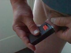 Más videos locos de la antorcha del foreskin