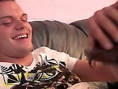 Chicos gay en el calcetines de blanco películas porno gratis se están besando ya