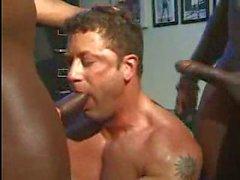 Interracial Homosexuell Dreier