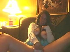 Alone at home on webcam - 6