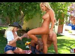Bauernhof Orgy Tasha Reign, Sommer Brielle