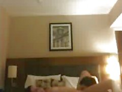 My Brothers GF in Hotel