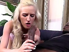 Skylar Green Having Interracial Sex In Front Of Her Daddy