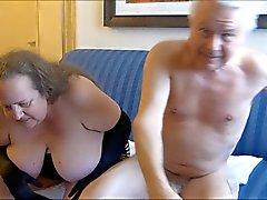 Silver Stallion and Vixen7val, kinky webcam fun