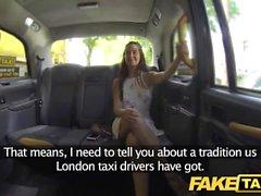 Fake Taxi Horny, querido americano flexível