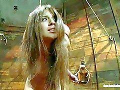 Assed rotondo Hottie latina Jynx del labirinto schiava