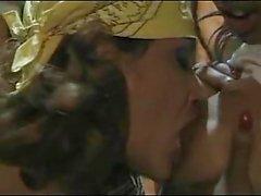 Lesbianas Pornostars del vintage dos