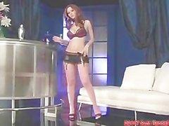Striptease Smoking