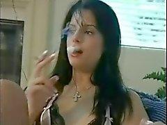 tabagisme brünett