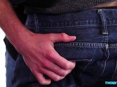 Big Dick Sohn Flip Flop und Cumshot