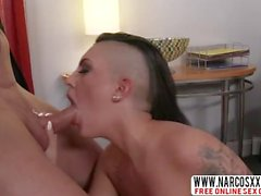 Helpful Not-Mommy Rachael Madori Likes Wild Fuck