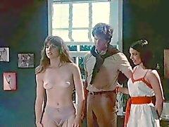 Esposa fica com ciúmes durante um ménage à trois