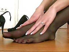Fuß Fetisch Erstellung