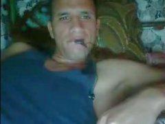 Geilen arabischen Mann auf cam