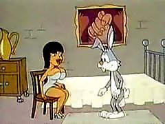 Desenhos animados erótico clássico