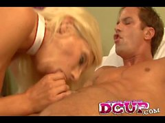 Dcup Puma Swede horny and sweaty