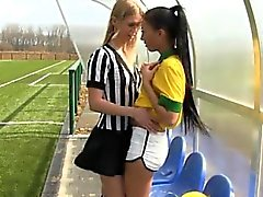Latina adolescentes banho o POV fantasy arenosa lésbica AAP Brasil
