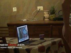 Camera cachee pour les voyeurs fra Joshua live on 720camscom