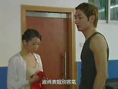 Hot Asian sexy flick complete with characters, story and scenery