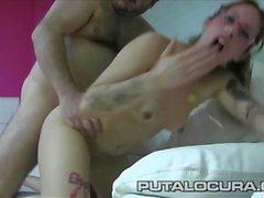 puta locura two spanish amateur swinger couples fuck