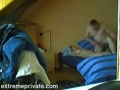 Mom de 50 años con nuevas la amante en cámara oculta