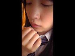 Relação sexual de colegial japonesa 08 (câmera do smartphone)