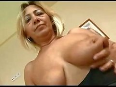 Pervert Mature Woman Loves Young Cock By TROC